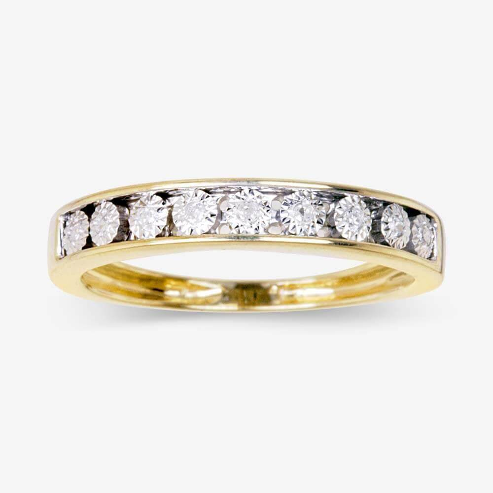 warren james eternity rings