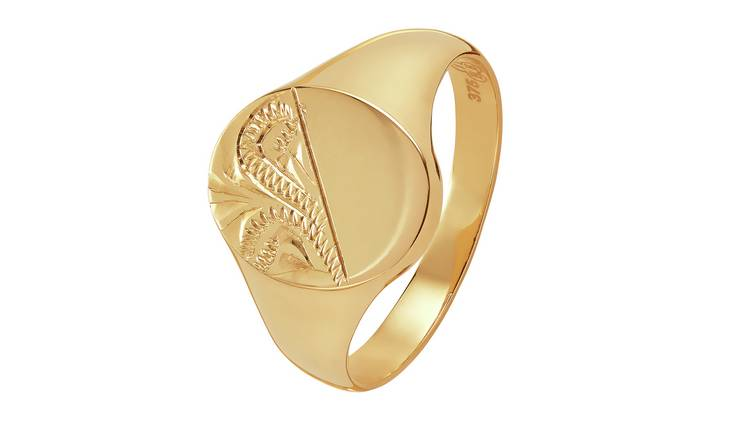 womens signet rings